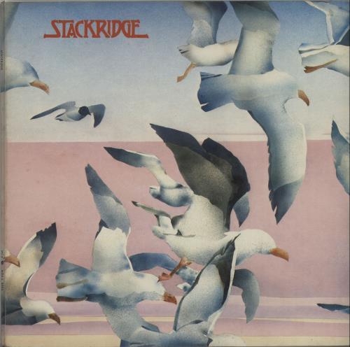 Stackridge Stackridge - 2nd vinyl LP album (LP record) UK KRDLPST372470