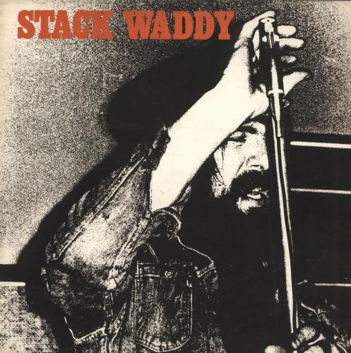 Stack Waddy Stack Waddy vinyl LP album (LP record) UK SWYLPST743206