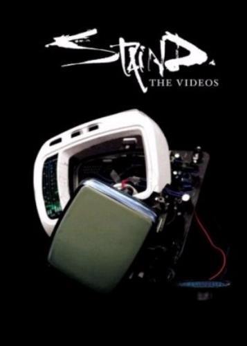 Staind The Videos DVD UK ST-DDTH381616