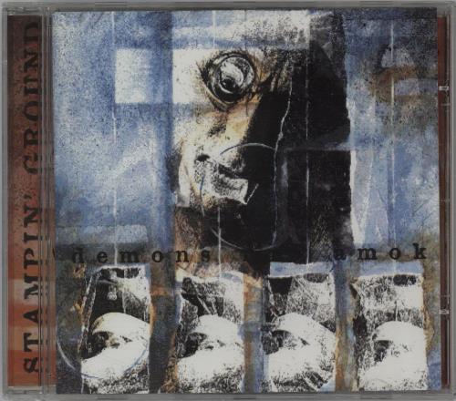 Stampin' Ground Demons Run Amok CD album (CDLP) German 22DCDDE763631