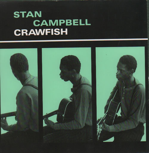 "Stan Campbell Crawfish 7"" vinyl single (7 inch record) UK UTB07CR633781"