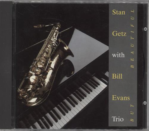 Stan Getz But Beautiful CD album (CDLP) German SGQCDBU737463