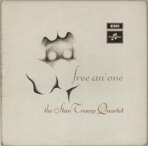 Stan Tracey Free An' One vinyl LP album (LP record) UK S0ZLPFR441692