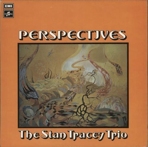 Stan Tracey Perspectives vinyl LP album (LP record) UK S0ZLPPE441713