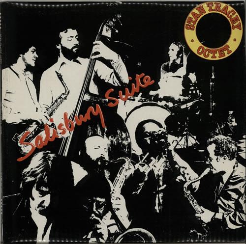 Stan Tracey Salisbury Suite vinyl LP album (LP record) UK S0ZLPSA631510