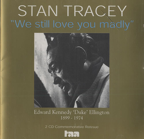 Stan Tracey We Still Love You Madly 2 CD album set (Double CD) UK S0Z2CWE482886