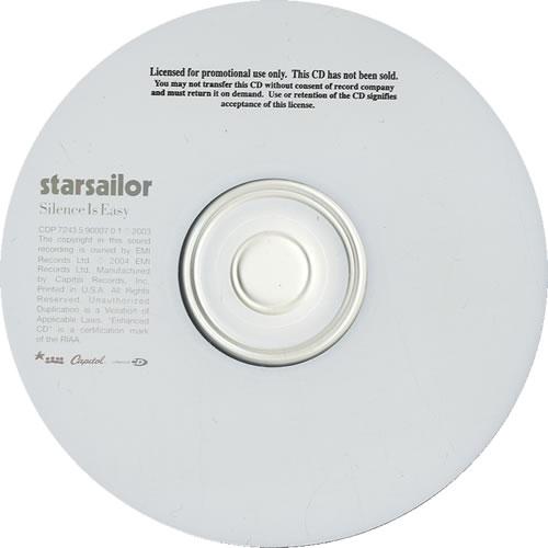 cd starsailor