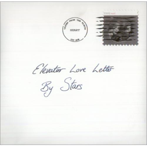 Stars Elevator Love Letter UK Promo media press kit (424519) PRESS KIT