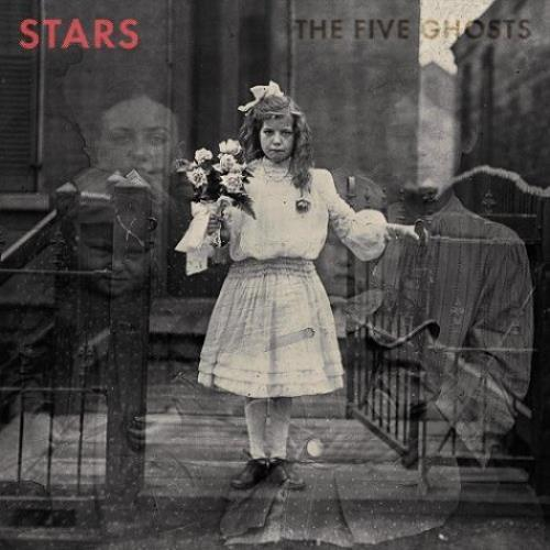 Stars The Five Ghosts CD album (CDLP) UK SE5CDTH509791