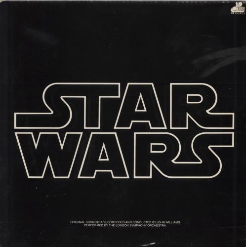 Star Wars Star Wars + Poster - EX 2-LP vinyl record set (Double Album) UK WRS2LST499667