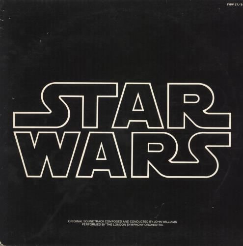Star Wars Star Wars - EX 2-LP vinyl record set (Double Album) Japanese WRS2LST723531