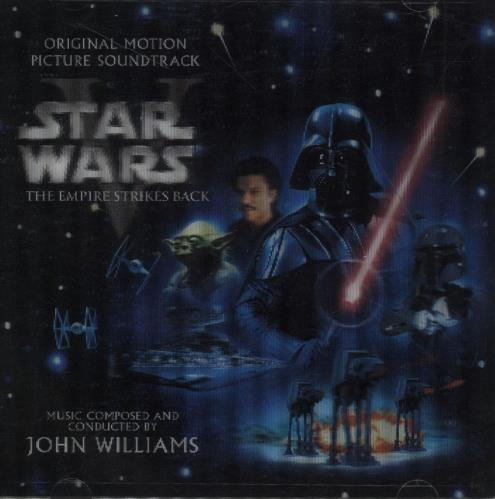 Star Wars Star Wars Episode V The Empire Strikes Back Us 2 Cd Album Set Double Cd 663758