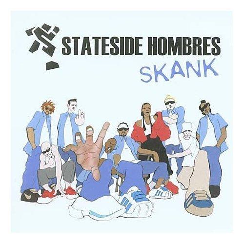 Stateside Hombres Skank CD album (CDLP) UK S/HCDSK252881