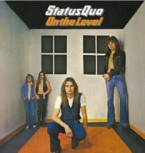 Status Quo On The Level CD album (CDLP) UK QUOCDON313379