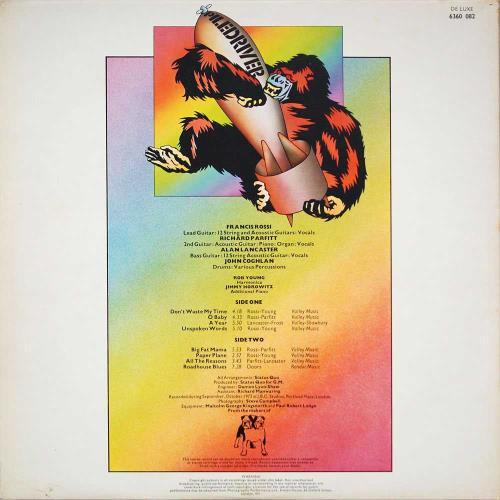 Status Quo Piledriver - 1st vinyl LP album (LP record) UK QUOLPPI283587