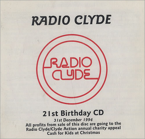 Status Quo Radio Clyde 21st Birthday Cd Uk Promo 2 Cd