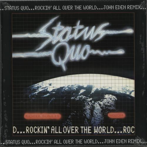 Status Quo Rockin' All Over The World - RSD 16 - Sealed 2-LP vinyl record set (Double Album) UK QUO2LRO651019