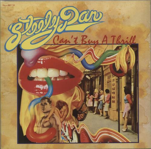 Steely Dan Can't Buy A Thrill - 180gm vinyl LP album (LP record) German S-DLPCA672384
