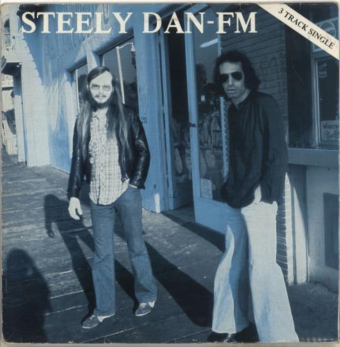 "Steely Dan FM 12"" vinyl single (12 inch record / Maxi-single) UK S-D12FM149938"