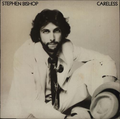 Stephen Bishop Careless vinyl LP album (LP record) UK SBILPCA673726