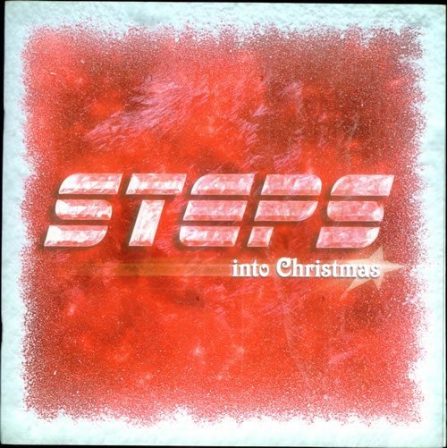 Step Into Christmas.Steps Steps Into Christmas Uk Tour Programme 333619 Tour