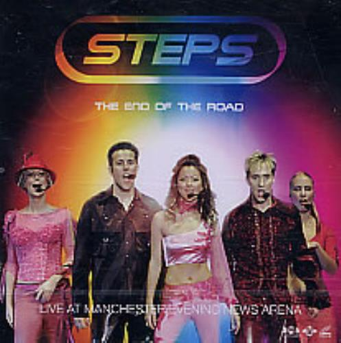 Steps The End Of The Road Video CD Singapore EPSVDTH260926