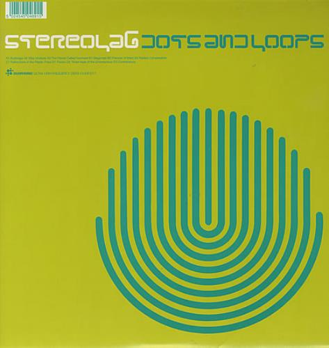 Stereolab Dots And Loops 2-LP vinyl record set (Double Album) UK STB2LDO94608