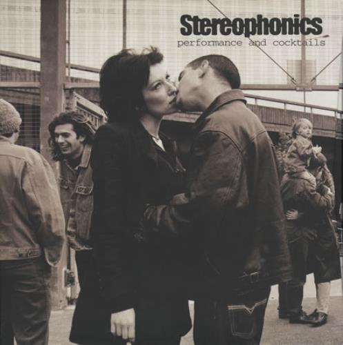 Stereophonics Performance And Cocktails Vinyl Box Set UK OPHVXPE154008