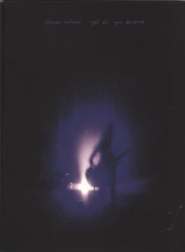 Steven Wilson Get All You Deserve CD Album Box Set UK SXWDXGE723261