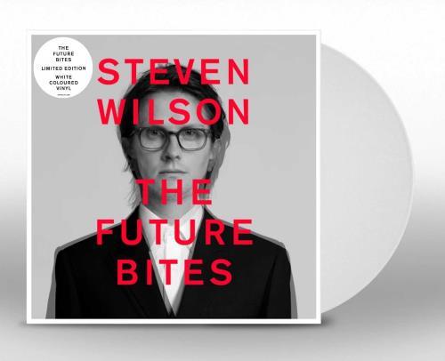 Steven Wilson The Future Bites - White Vinyl - Sealed vinyl LP album (LP record) UK SXWLPTH762288