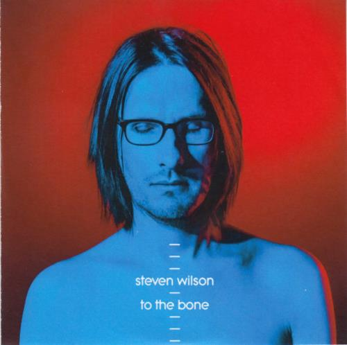 Steven Wilson To The Bone - Numbered CD-R acetate UK SXWCRTO680767