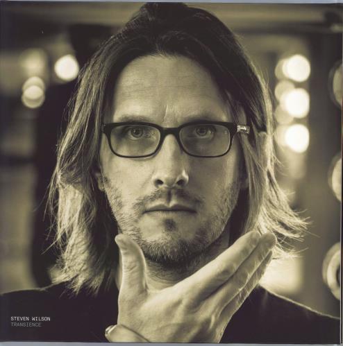 Steven Wilson Transience - 180gram Vinyl 2-LP vinyl record set (Double Album) UK SXW2LTR768555