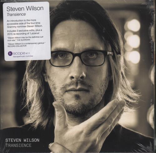 Steven Wilson Transience - Sealed CD album (CDLP) UK SXWCDTR661637