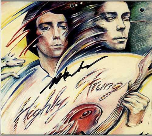 Steve Hackett Autographed Bundle CD album (CDLP) UK SVECDAU680508