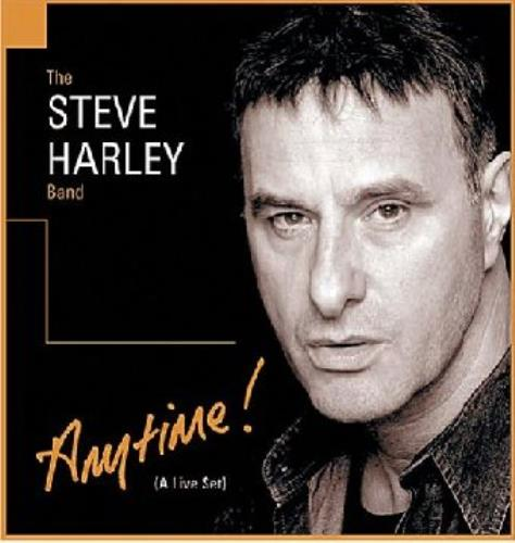 Steve Harley & Cockney Rebel Anytime! [A Live Set] CD album (CDLP) UK SHYCDAN314031