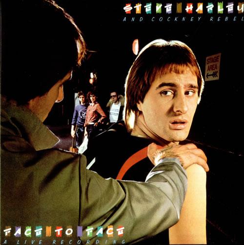 Steve Harley & Cockney Rebel Face To Face 2-LP vinyl record set (Double Album) German SHY2LFA518559