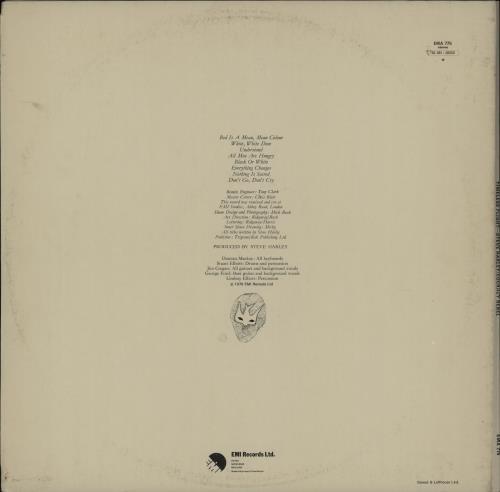 Steve Harley & Cockney Rebel Timeless Flight vinyl LP album (LP record) UK SHYLPTI763723