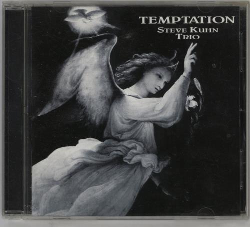 Steve Kuhn Temptation CD album (CDLP) Japanese YSYCDTE751208