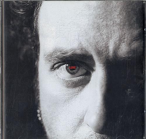 Steve Lukather Luke CD album (CDLP) Australian SLUCDLU608587