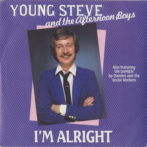 "Steve Wright I'm Alright 7"" vinyl single (7 inch record) UK SWQ07IM449119"