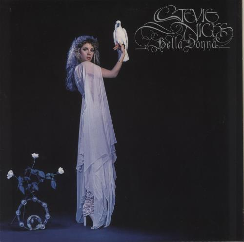 Stevie Nicks Bella Donna vinyl LP album (LP record) UK NICLPBE208283