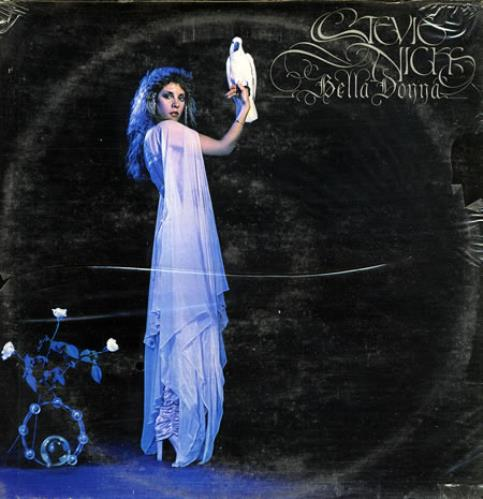 Stevie Nicks Bella Donna vinyl LP album (LP record) Venezuelan NICLPBE237835