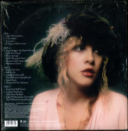 Stevie Nicks Crystal Visions The Very Best Of Stevie