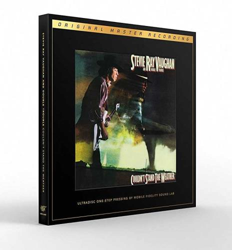 Stevie Ray Vaughan Couldn't Stand The Weather - 180gm Super Vinyl - Sealed Vinyl Box Set US SRVVXCO759491
