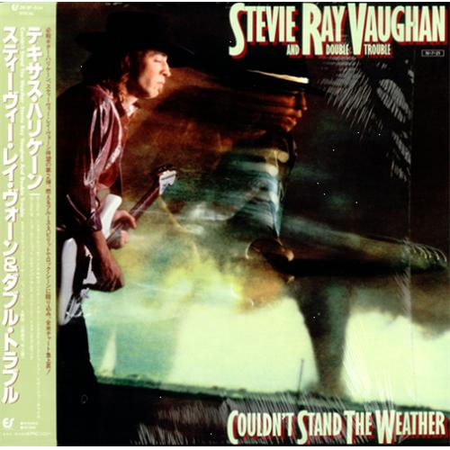 Stevie Ray Vaughan Couldn T Stand The Weather Japanese