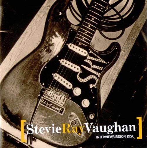 Stevie Ray Vaughan Interview Lesson Disc CD Album CDLP US SRVCDIN525862