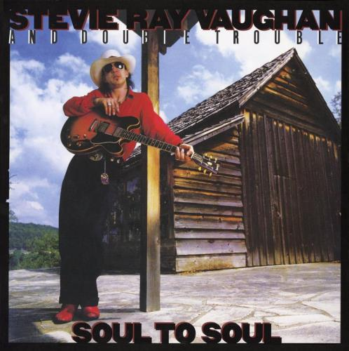 Stevie Ray Vaughan Soul To Soul - 180 Gram 45RPM - Sealed 2-LP vinyl record set (Double Album) US SRV2LSO774260