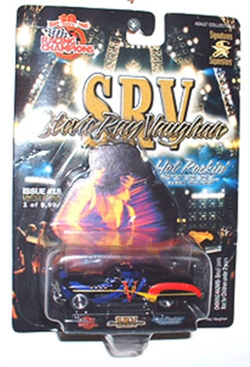 Stevie Ray Vaughan SRV Sedan memorabilia US SRVMMSR317847