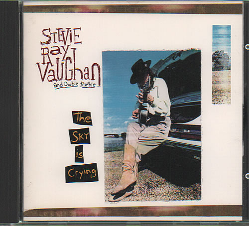 Stevie Ray Vaughan The Sky Is Crying CD album (CDLP) Canadian SRVCDTH635649