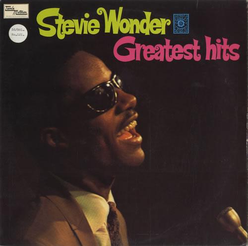 Stevie Wonder Greatest Hits 1st Uk Vinyl Lp Album Lp